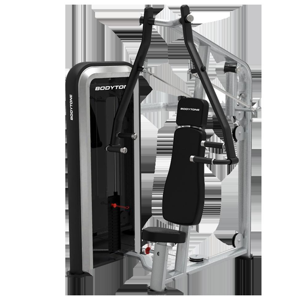 Bodytone maquinas de gimnasio profesionales y aparatos for Aparatos fitness